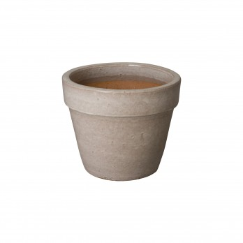 Small/Medium Round Flower Pot