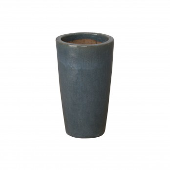 Small Round Tall Planter
