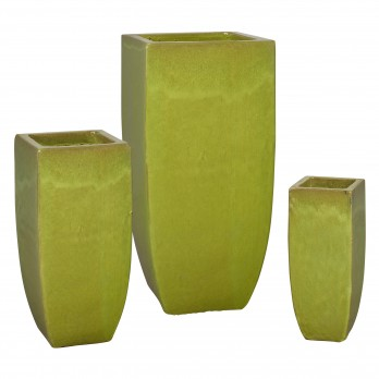 Tall Square Planters