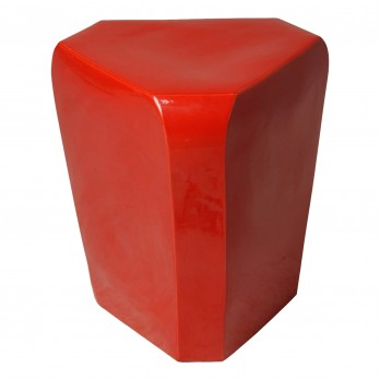 Triangle Garden Stool