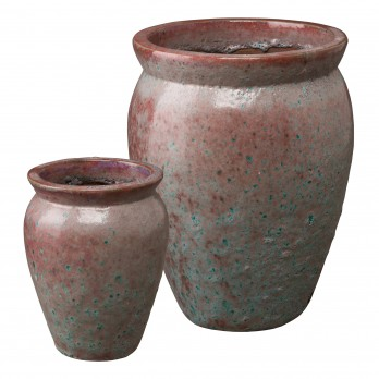 Set of 2 Rough Planters