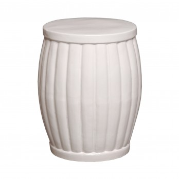 Fluted Garden Stool/Table
