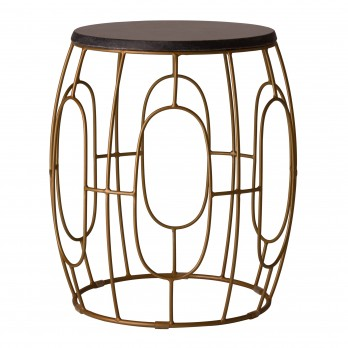 Oto Metal Stool/Table