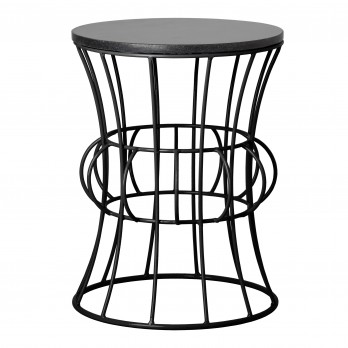 Belle Metal Stool/Table
