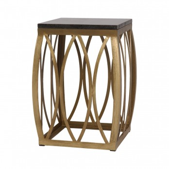 Vault Metal Stool/Table