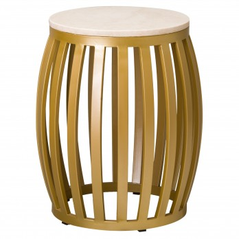 Meridian Metal Stool/Table