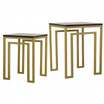 Set of 2 Square Nesting Tables