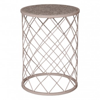 Net Metal Stool/Table