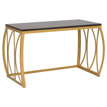 Large Metal Rectangle Bench