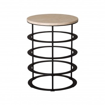 Orbit Metal Stool/Table