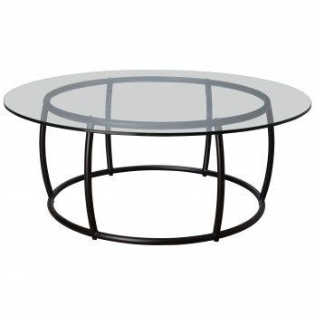 Round Post Coffee Table