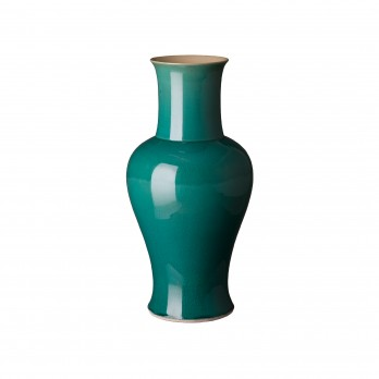 Porcelain Fish Tail Vase
