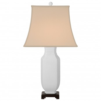 Large Narrow Vase Lamp
