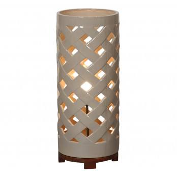 Criss Cross Umbrella Stand Lantern