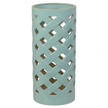 Criss Cross Umbrella Stand