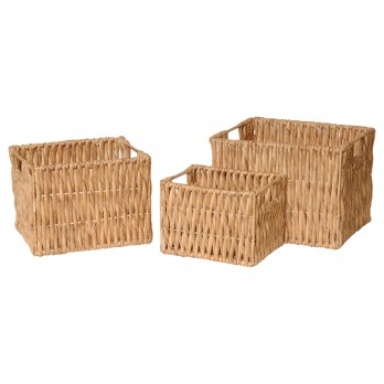 Set of 3 Rectangle Baskets