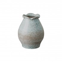 Short Scallop Vase