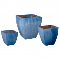 Set of 3 Square Planters