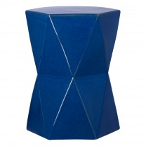 Large Matrix Hexagon Stool/Table