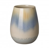 19 in. Cup Ceramic Planter